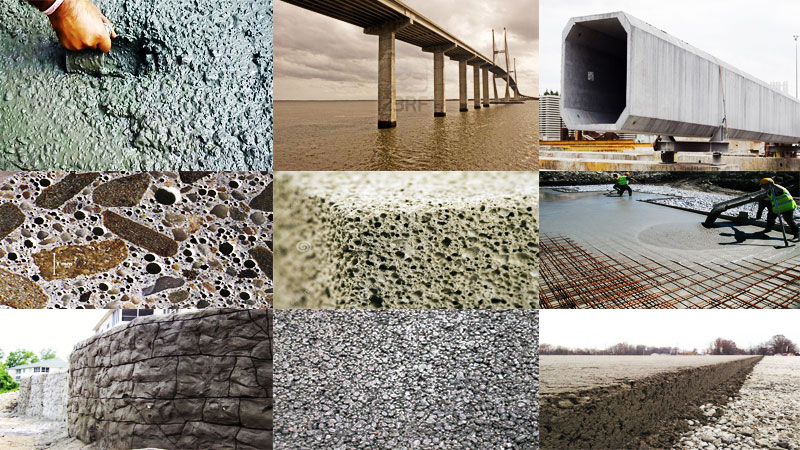 Categories of Concrete in Construction